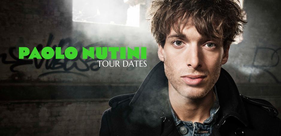 Paolo Nutini Tour